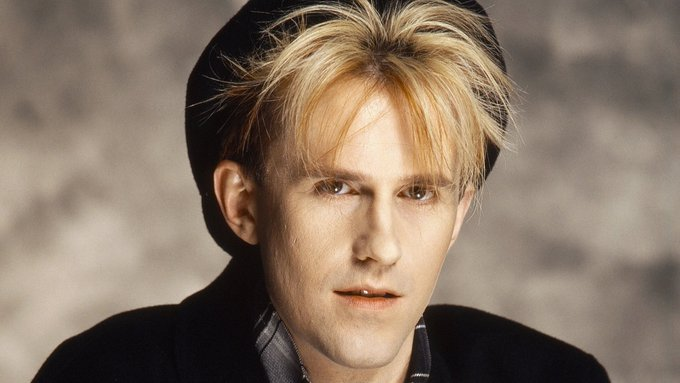 Happy birthday to Howard Jones!