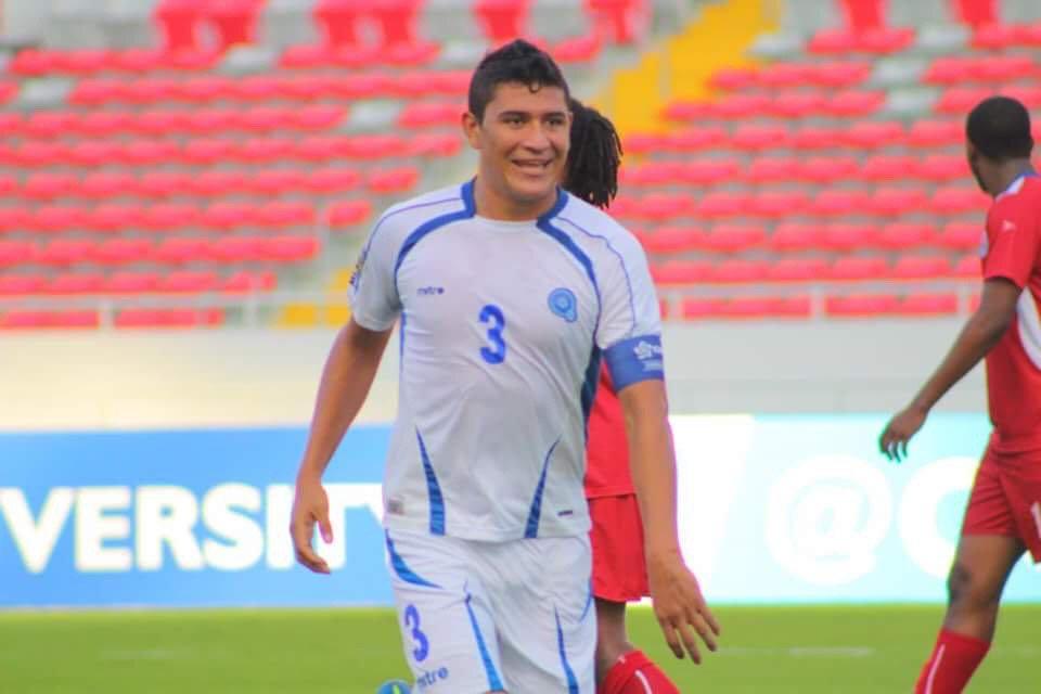 Campeonato CONCACAF 2017: El Salvador 3 Bermudas 1. C5T0SP6VYAAfiLB