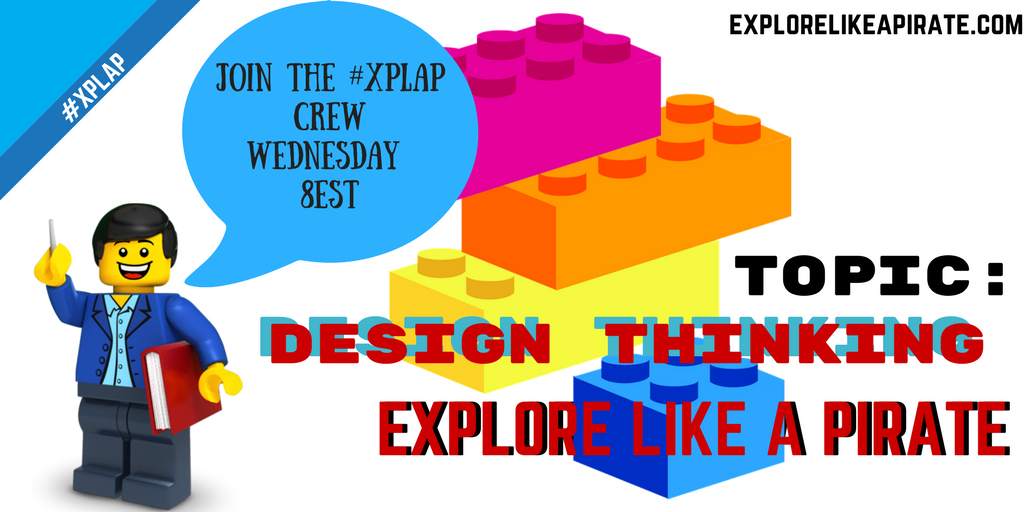 Welcome to #Xplap chat! So excited 2 dive into Design thinking. Introduce yourself & share a GLOW from today. https://t.co/5GBlEtiTzC
