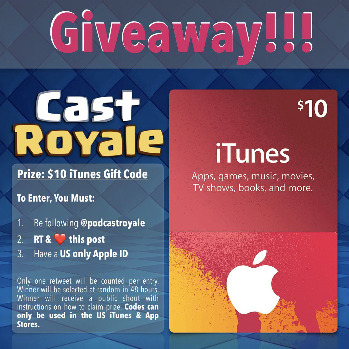 Cast Royale on Twitter: