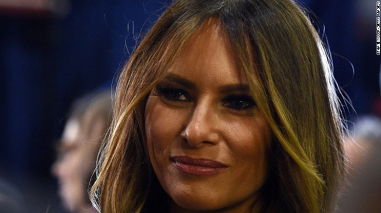 Melania Trump drops the controversial language from her $150 million defamation suit