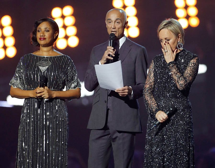 Video : The BRIT Awards winners and Emotional Tribute to George Michael