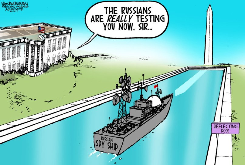 #TheResistance #RussiaTrump #TrumpRussia #RussiaGate #PutinsPuppet  Expect a strongly worded tweet to Russia, followed up by nothing.<br>http://pic.twitter.com/4vdYxBPbjw
