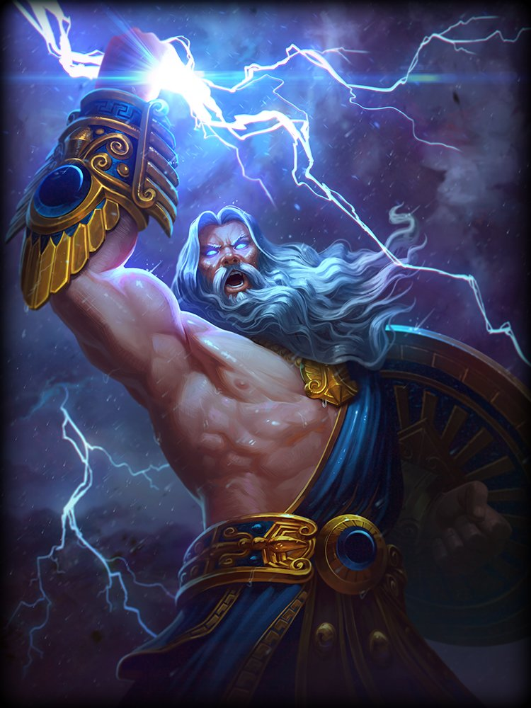 Smite Nintendoswitch On Twitter Both Zeus And Guan Yu Get