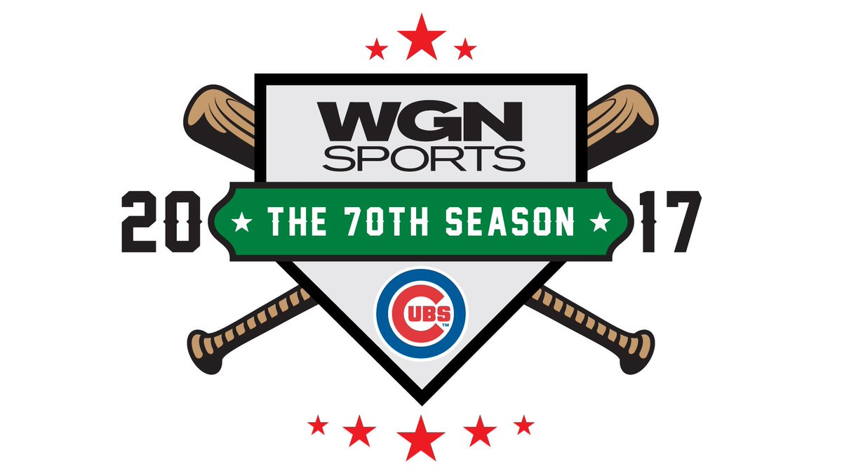 Cubs baseball on WGN-TV returns this Saturday at 2p when the A's visit Sloan Park in Mesa. https://t.co/dhIosSz6XY