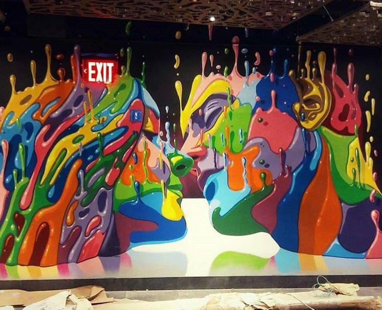Street Art by Dasic Fernandez • NY  #art #streetart #arte