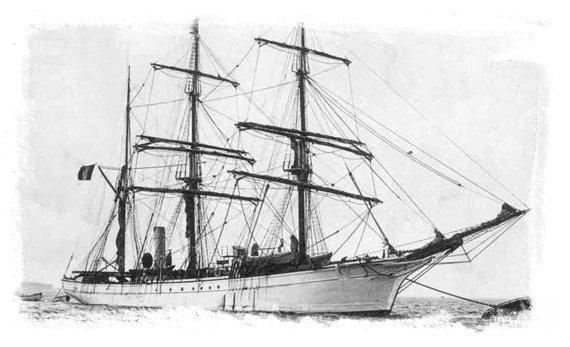 Le #pourquoipas bateau du Cdt Charcot Gd.Explorateur ds pôles secondé par mon Arr.Gd-père J.Gueguen #Antarctique #Arctique #Bretagne #bateau<br>http://pic.twitter.com/KsNOj4MCzR
