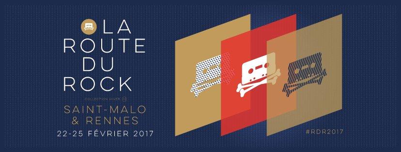 [#FESTIVALS DE LA SEMAINE] Rdv à #SaintMalo et #Angers pour un w-e de festivals avec la @laroutedurock et @LesZeclectiques ! #Hiver <br>http://pic.twitter.com/UdhbF9pdLW