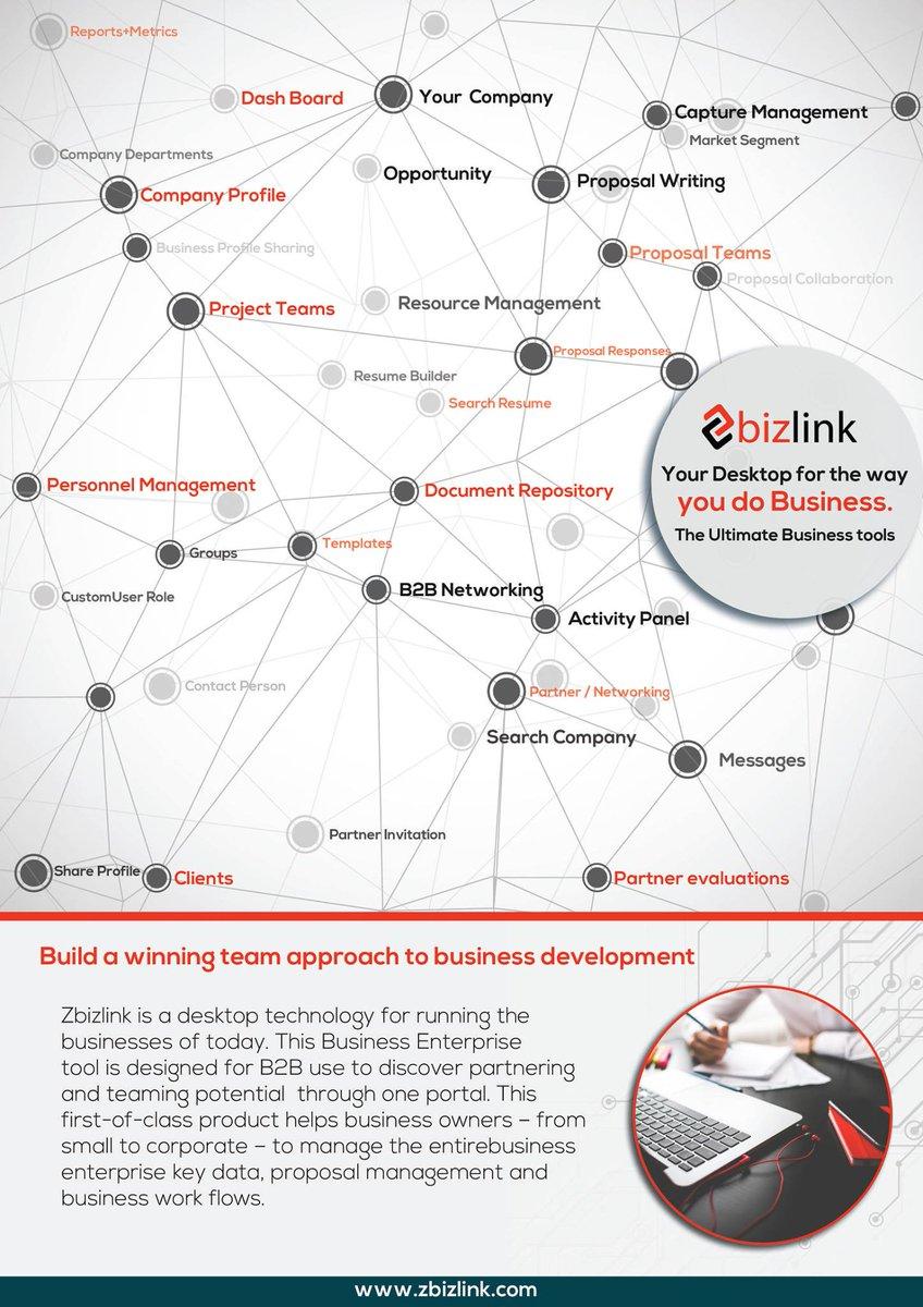 Top Five Reasons To Make Zbizlink Your Business Development Platform!