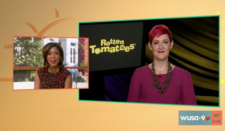 ICYMI: @graedrake talked Oscar predictions this morning on @greatdaywash. Watch it now: