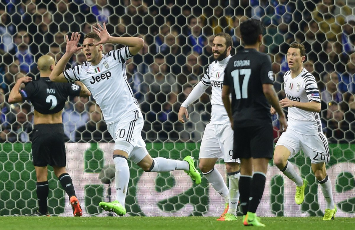 VIDEO YouTube: La Juventus ha vinto 0-2 a Porto in Champions