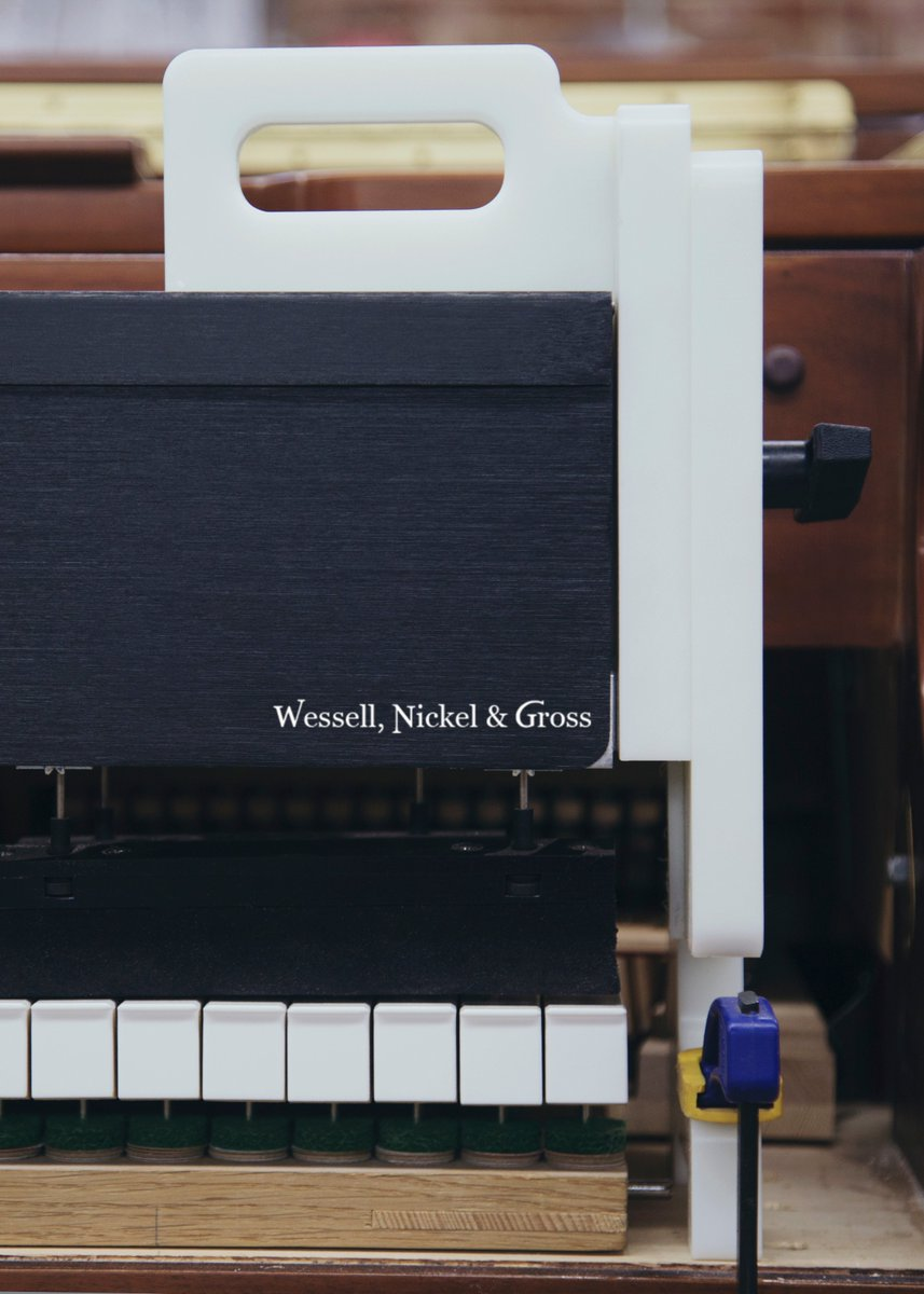 wessell nickel gross wngparts twitter introducing the new wng portable piano pounder break in the piano easy setup compatible any piano wessellnickelandgross com
