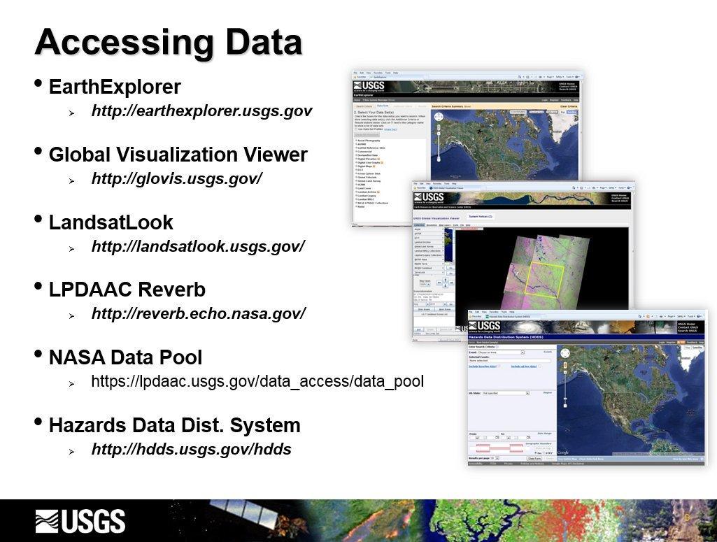 USGS Landsat Program on Twitter: