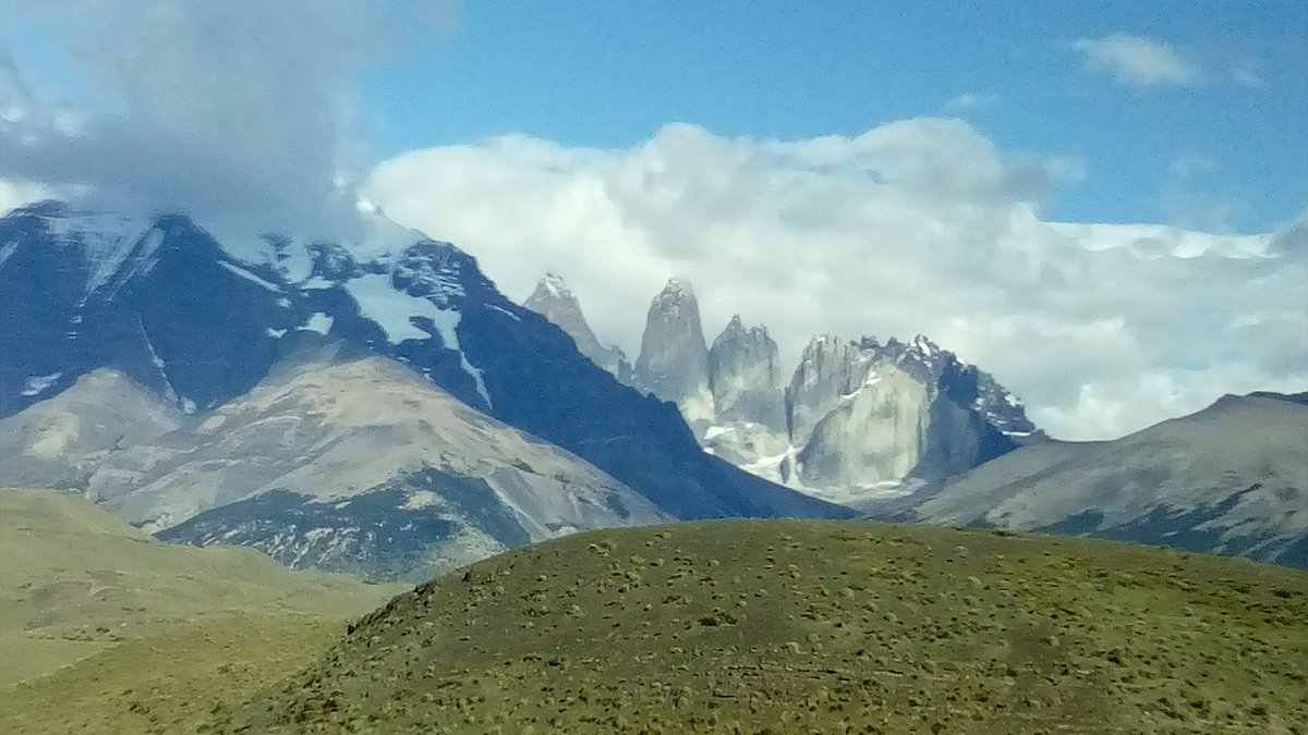 Torres del Paine #Magallanes es maravilloso ver esta majestuosidad viajé desde #Antofagasta<br>http://pic.twitter.com/A004X5e7BV