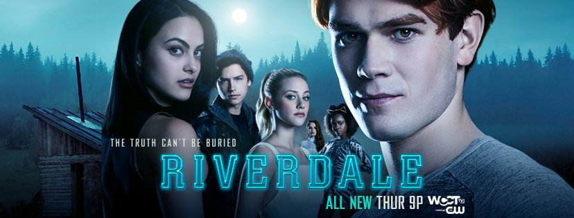 Tune in for an all-NEW @CW_Riverdale tomorrow night at 9pm on WCCT-TV! https://t.co/aicfMsIYoK