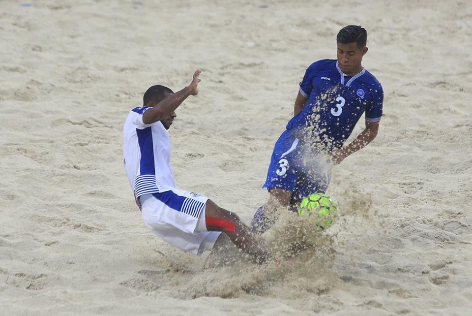 Campeonato de CONCACAF 2017 en Bahamas: El Salvador 4 Panama 4 [2-1 en penales] C5TjCsbWAAA42oL