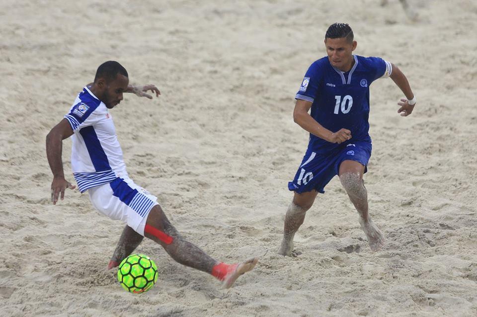 Campeonato de CONCACAF 2017 en Bahamas: El Salvador 4 Panama 4 [2-1 en penales] C5TjDgSWIAA6_k_
