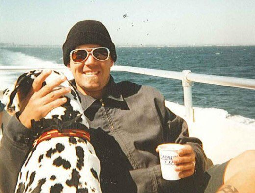 Happy birthday to Bradley Nowell, thank you for the music. You\re an inspiration to us all