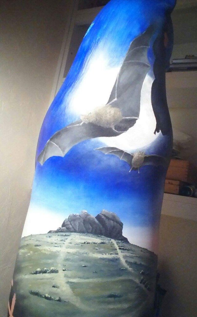 Oswald by Ewan Walton is really taking shape, lots done but still more to do. Looking forward to seeing the finished item.