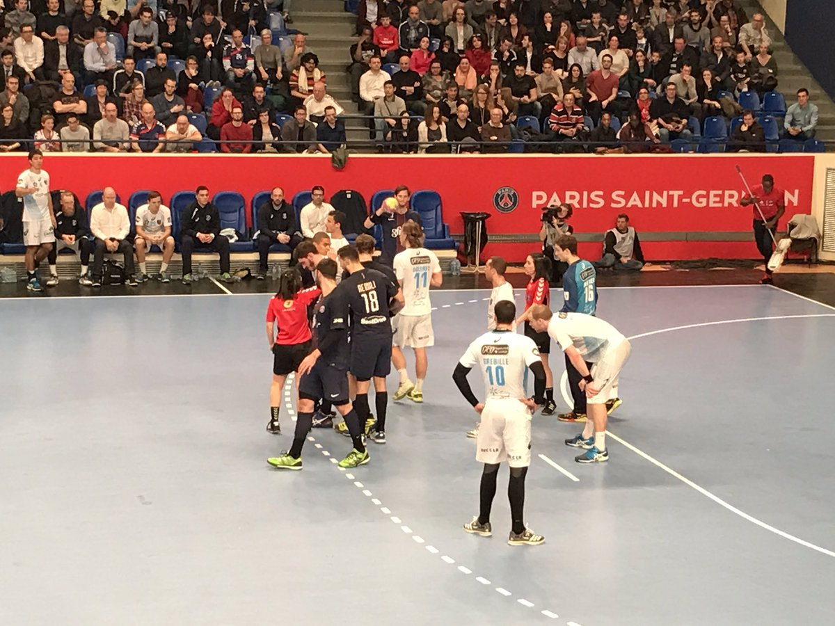 #psgmhb une bien belle soirée sportive #sport #handball #psg #mhb <br>http://pic.twitter.com/CtASDjBuaH