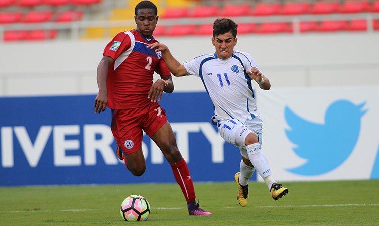 Campeonato CONCACAF 2017: El Salvador 3 Bermudas 1. C5Tz0f4XUAEHyUD