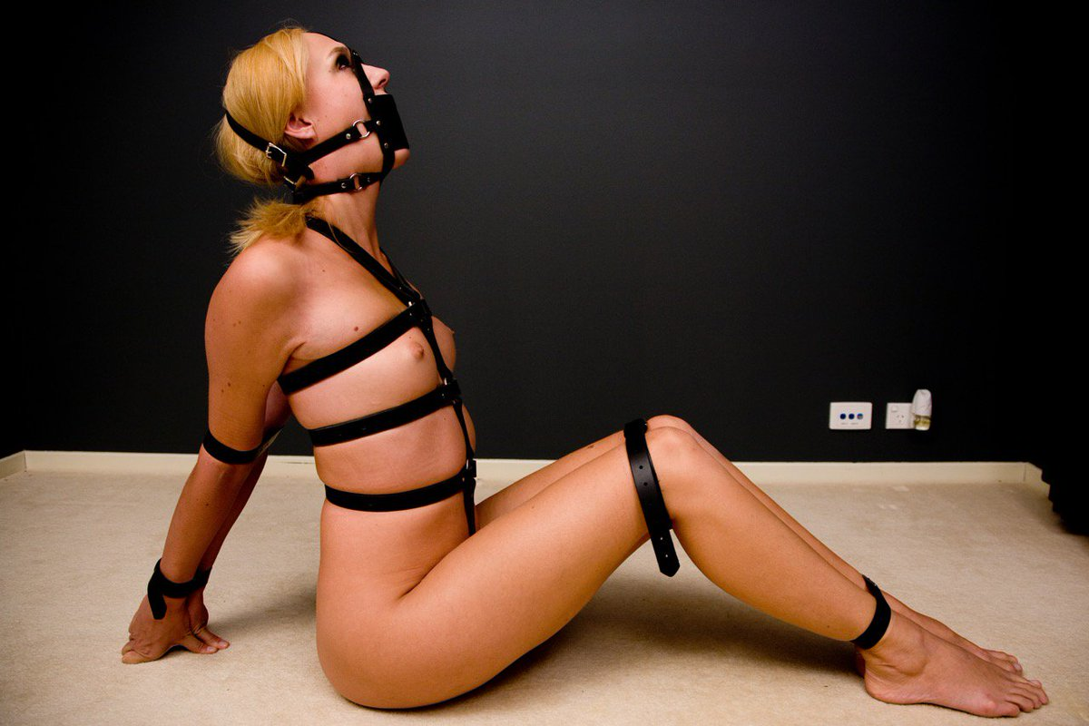 Bondage good very woman