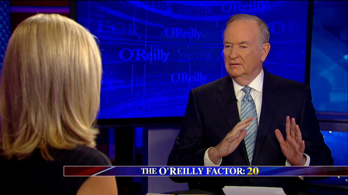 ".@oreillyfactor on canceling &quot;High Five Friday&quot;: ""When did the country allow the crazy people to take over?"" #OReillyFactor <br>http://pic.twitter.com/NWF5VXuTgG"