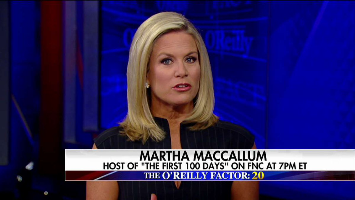 ".@marthamaccallum on canceling High Five Friday: ""I think it's a combination of political correctness…also litigiousness."" #OReillyFactor <br>http://pic.twitter.com/EnjryIh0xD"