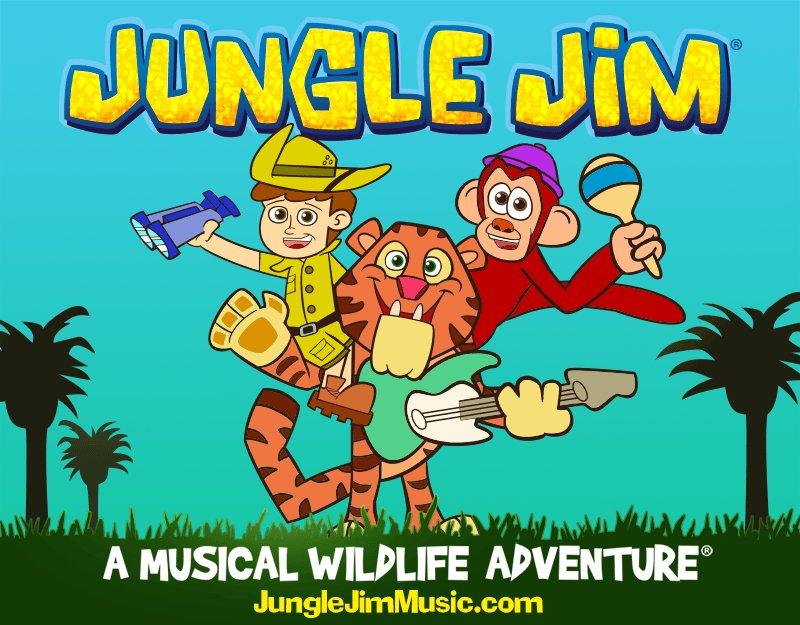 @JungleJim_ a Musical Wildlife Adventure https://t.co/8i5YZ3vEkc via @mystrangefam #ad https://t.co/4aVZIgkRV7 https://t.co/QVDGn2yzDt
