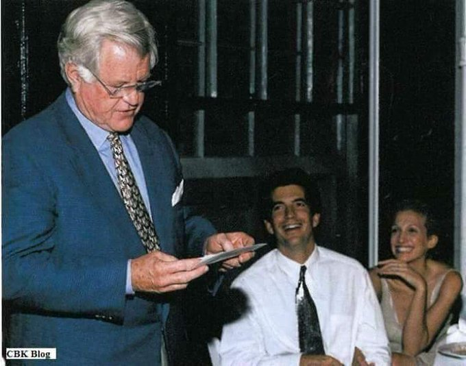 "Happy Birthday Senator Ted Kennedy  ""The Liberal Warrior.\"""