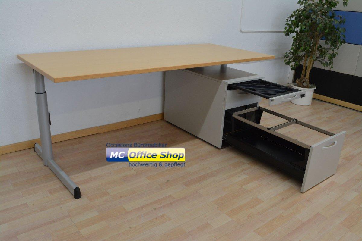 Mc Office Shop Gmbh On Twitter Steelcase Schreibtisch Mit Korpus