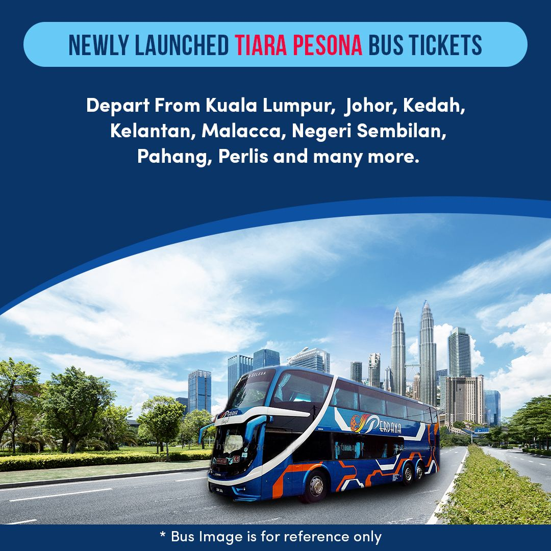 Easybook On Twitter New Bus Operator Now Lauched In Perdana All Oprator 210 Am 23 Feb 2017