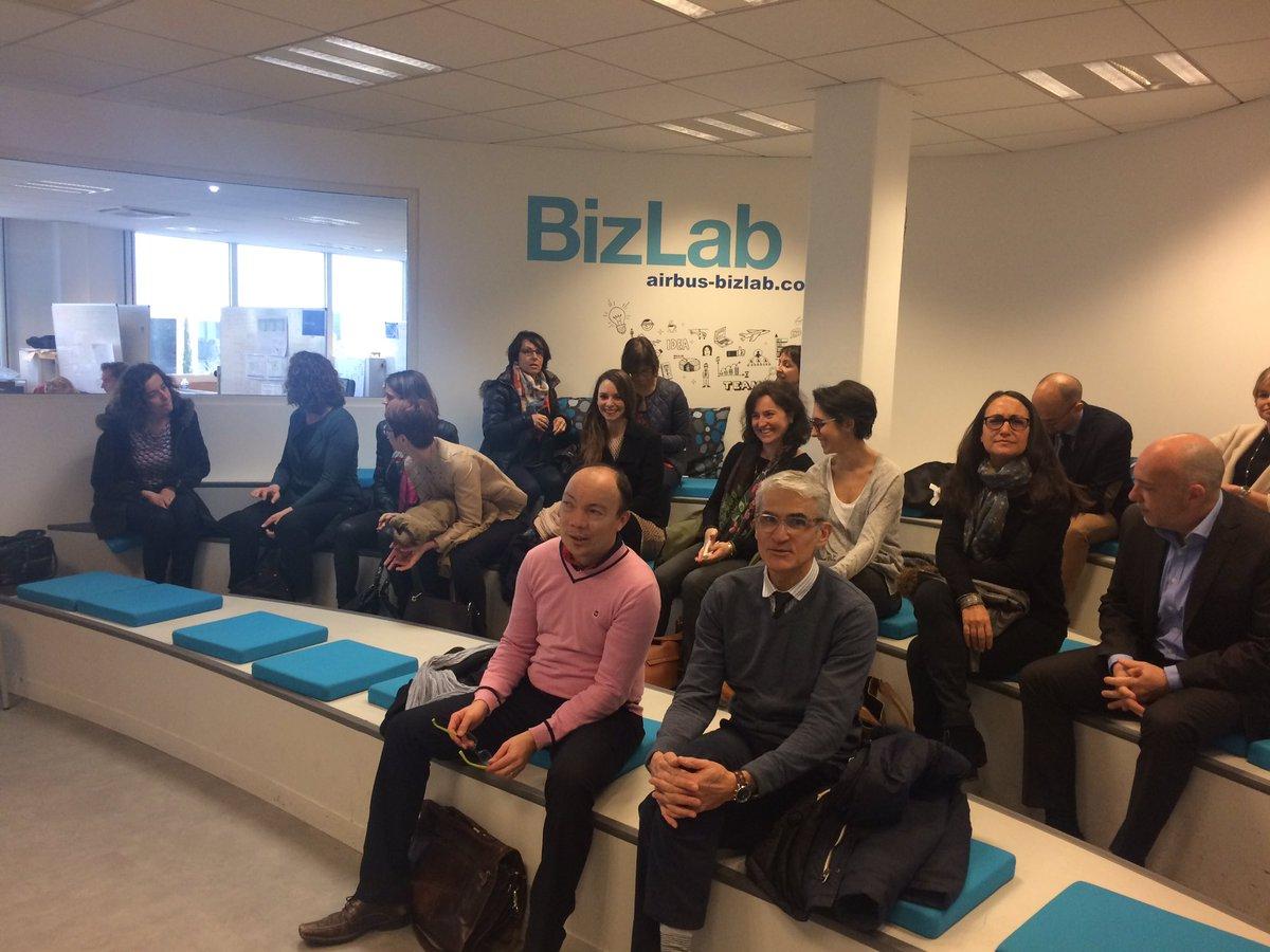 Centre d'affaires innovation bnp