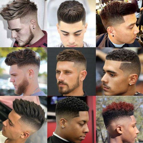 Temp Fade Haircut Styles