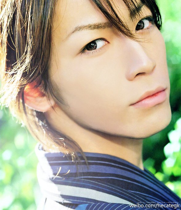 Happy Birthday Kamenashi Kazuya (KAT-TUN)!!!