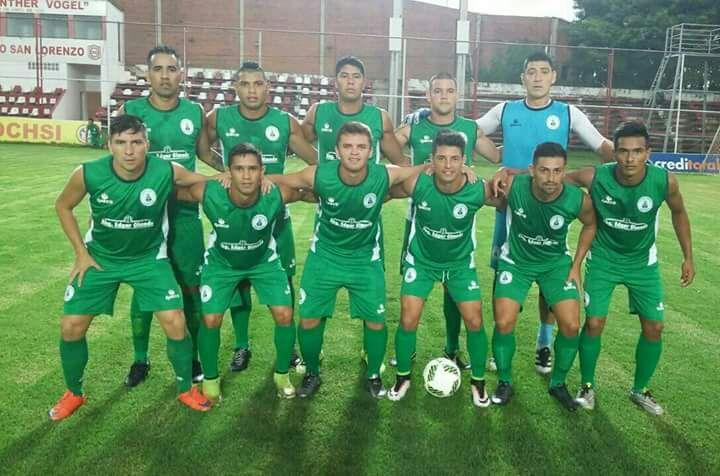 Amistoso: El Deportivo Caaguazú venció a San Lorenzo