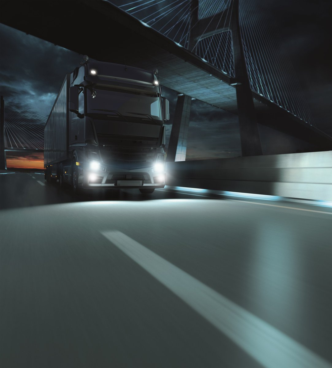 #Transpotec: ..e luce fu a #VeronaFiere: il Padiglione 10 s&#39;illumina con le novità a #LED di #OsramTruckstar |  http://www. veicolidalavoro.it/novita-led-osr am-truckstar-veronafiere/ &nbsp; … <br>http://pic.twitter.com/r9W9nQwTZ1