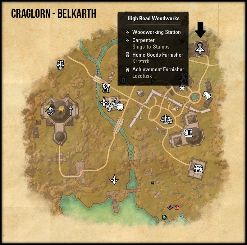 Tianlein On Twitter Some Examples Of Home Good Furnisher Locations Eso Esotu