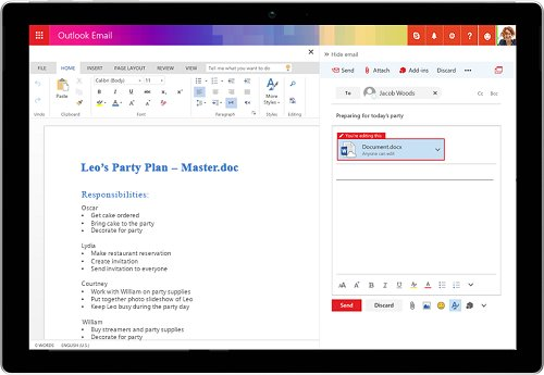 Thumbnail for Os novos recursos do Outlook no Windows 10