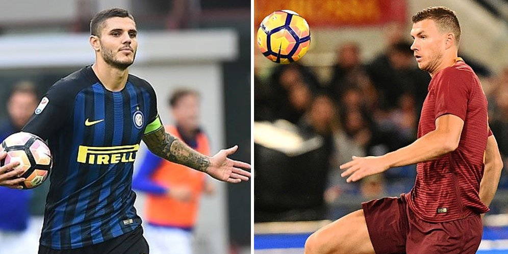 INTER ROMA Serie A Day 26: quote Snai Icardi vs Dzeko