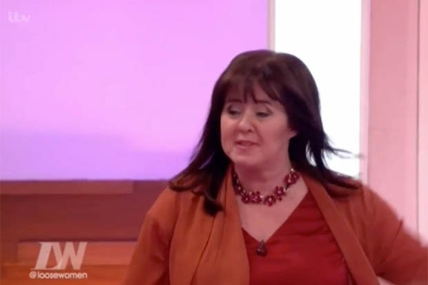 RT @Daily_Star: @NolanColeen storms of Loose Women for the BEST reason https://t.co/oo8oXTmh0C https://t.co/kQBOQkxRPv