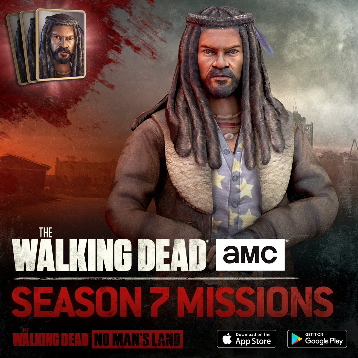 The Walking Dead: No Man's Land C5W8V-pXAAAMea7