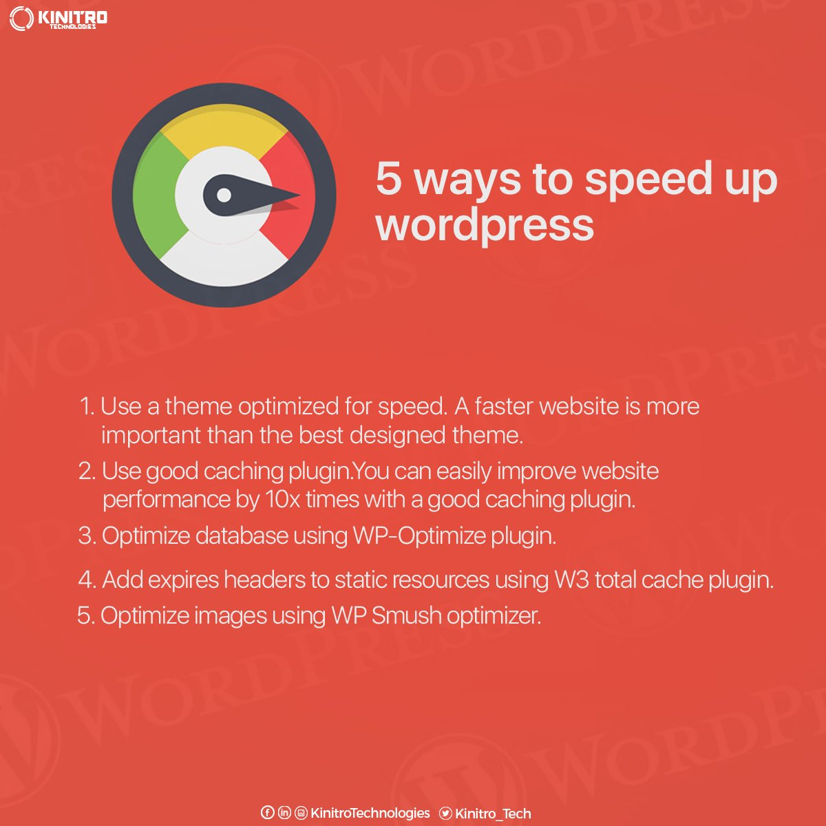 A Faster Website ✍️ is More Important than the Best Designed Theme. #Website #DigitalMarketing #WordPress https://t.co/NcpRE67RXO