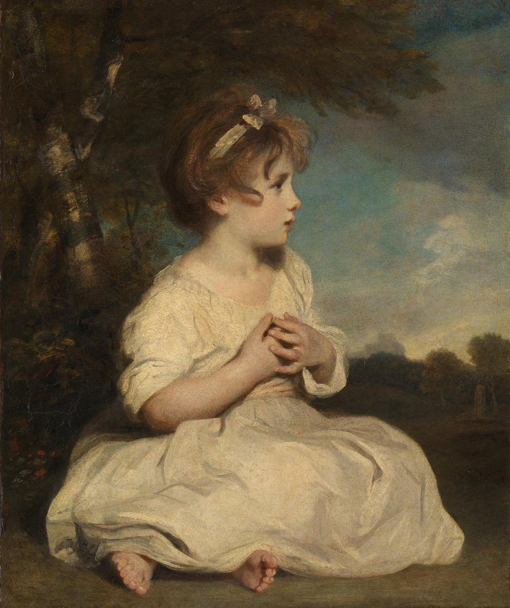 Sir Joshua #Reynolds, RA,  died this day in 1792 Fine 18th Century English #Portrait painter<br>http://pic.twitter.com/LSRpRh0hoR