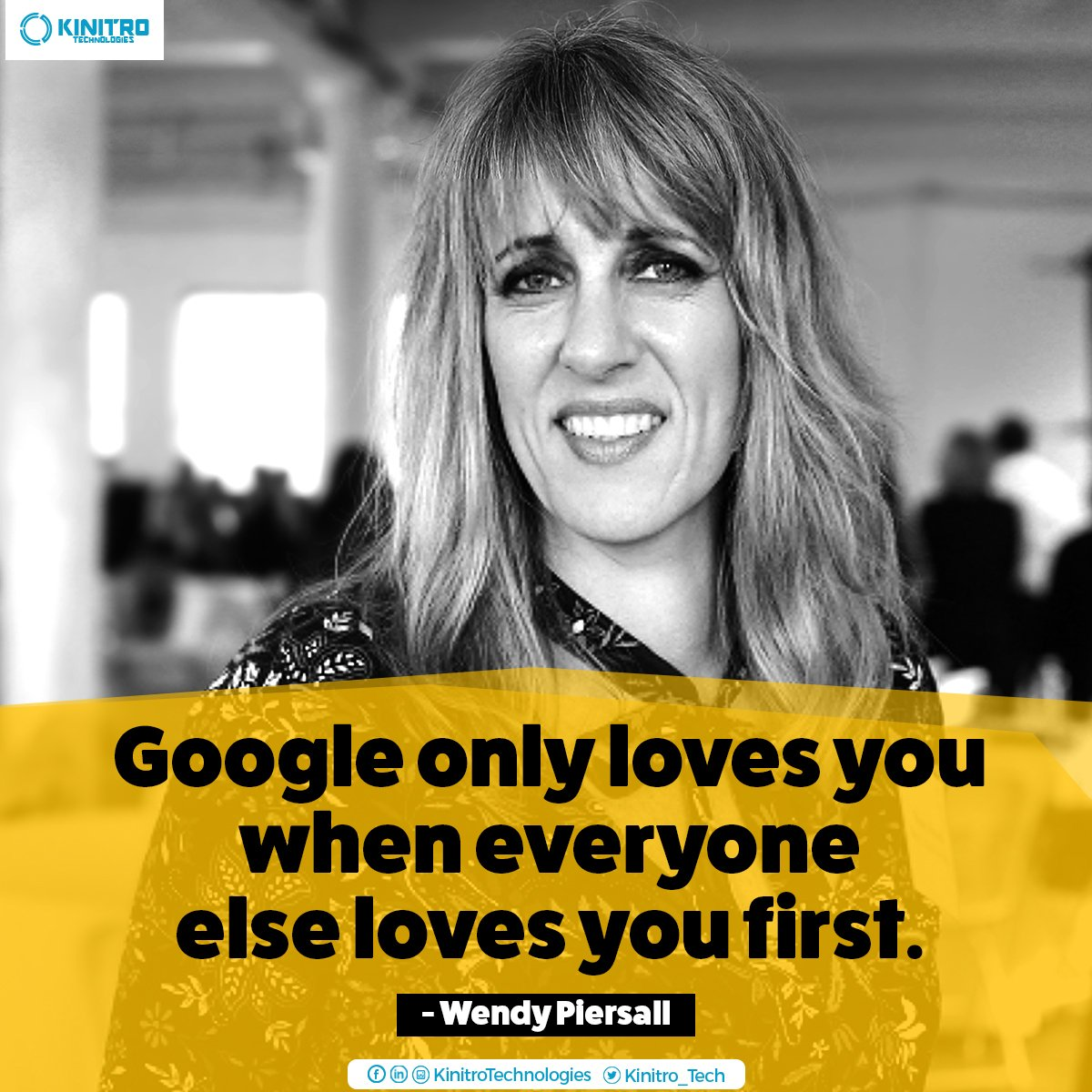 Yes its actual Google just cherishes you when every other person adores you first. 🙂 #SEO #beoriginals #DigitalMarketing #SimpleChahiye https://t.co/L0nYZt7BAa