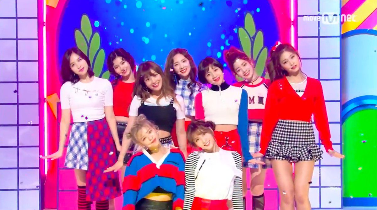 WATCH: #TWICE Returns With Adorable 1st Performance Of