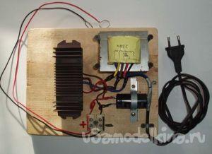 Зарядное инструкция