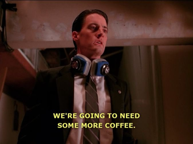Happy Birthday send our love to Agent Cooper. Can\t wait to meet again