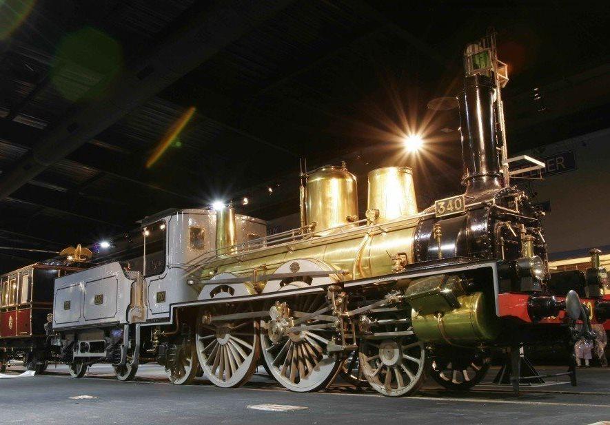 23/02 à 20h50 #RMCDécouverte &quot; #Trains : Deux siècles d&#39;innovation&quot; Qq séquences tournées à la #Citédutrain #SNCF  http:// rmcdecouverte.bfmtv.com/emission/train s-deux-siecles-dinnovation/ &nbsp; … <br>http://pic.twitter.com/EtkR5MAeLB