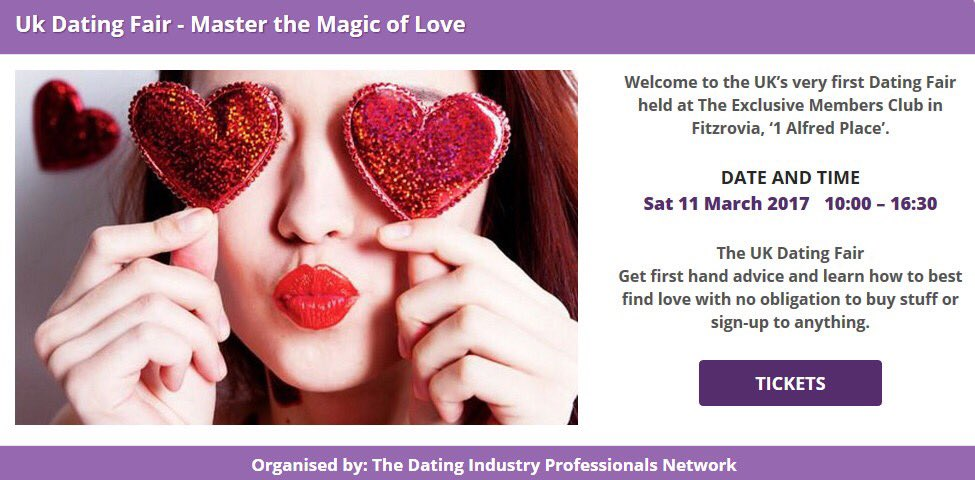 The uk dating fair